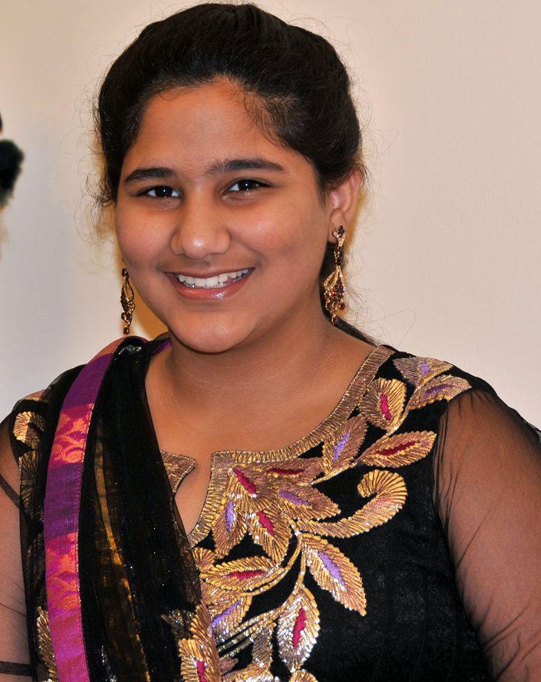 Global Youth Ambassador Simran takes part in child marriage debate