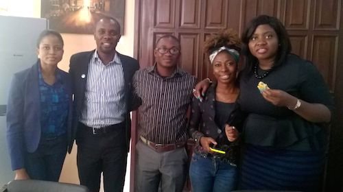 Engaging Nigerian youth in helping to make education a priority