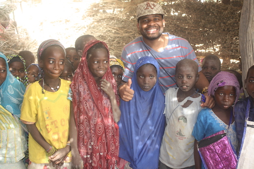 """My Niger trip showed me why education in troubled countries is so vital"""