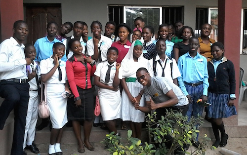 Helping Nigerian teens to Dare to Dream