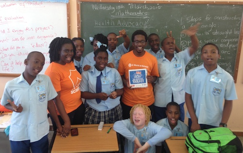 Using the Youth Advocacy Toolkit to inspire young people in Tobago