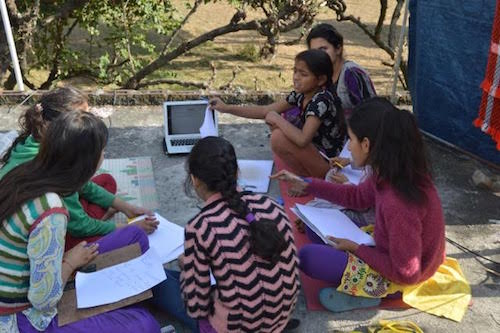 Children's rights discussed at workshop for Indian girls