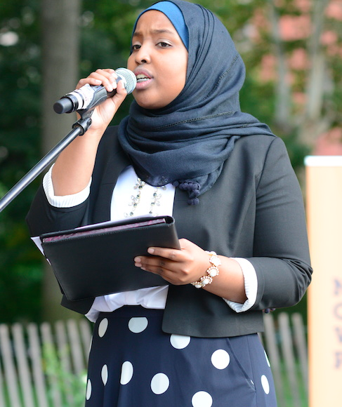 Global Youth Ambassadors on #UpForSchool: Munira Khalif