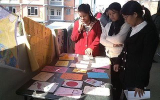 Nepal event promotes #UpForSchool and life of rural students