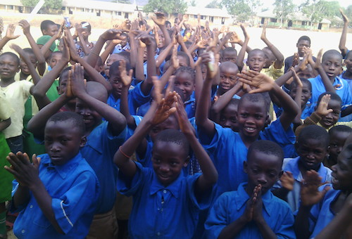 Inspiring Nigerian students to love and value education