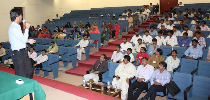 How youth can play vital role in solving Pakistan's education problems