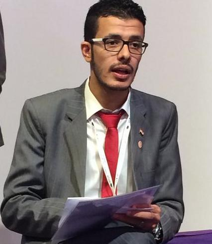 Global Youth Ambassador speaks at WISE Summit 2014 in Qatar