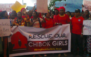 nigMissing Chibok schoolgirls 'appear to be in new Boko Haram video'