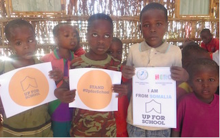 #UpForSchool: 10 million signatures and still counting