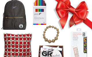 Your 2014 guide to holiday gifts that help education causes