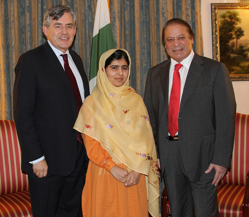 Pakistan doubles education spending as Malala returns to the UN