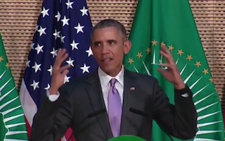 President Obama tells African leaders: educate girls and help your countries to succeed