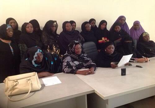 Parents of kidnapped Nigerian girls hope for safe return
