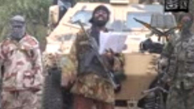 Boko Haram in video threat to sell abducted Nigerian schoolgirls