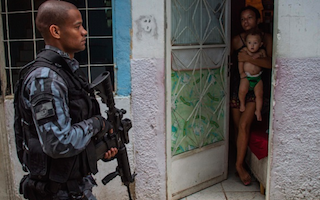 Fear of violence keeps poorer Brazilian children away from school