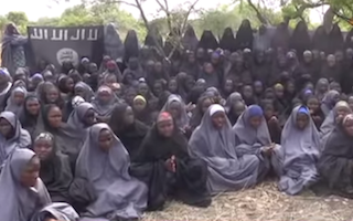 Missing Chibok schoolgirl found - the first since abductions two years ago