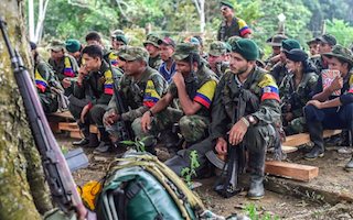 Colombia's FARC rebels agree to release child soldiers