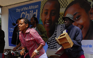 100 events around the world to mark Day of the African Child