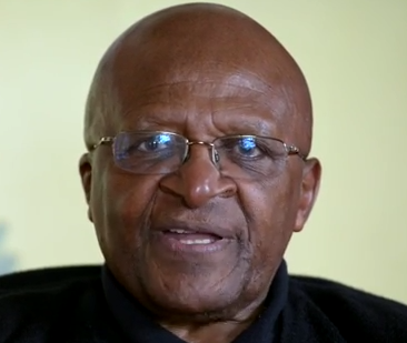 Archbishop Desmond Tutu proud to join emergency education coalition