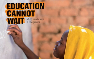 Education Cannot Wait fund to help 1.5m children in Chad, Syria and Yemen