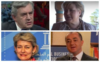 Education champions who can persuade world leaders to deliver their promises