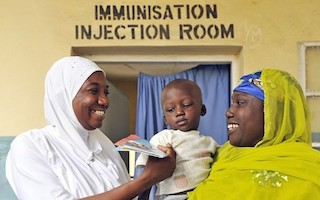 Vaccines funding boost will save millions of children in poorest countries