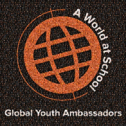 500 young leaders become A World at School Global Youth Ambassadors