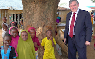 Chibok two years on: Gordon Brown urges UN action to find missing girls and protect children