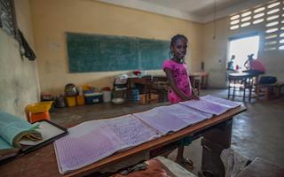 Haiti's children need help to deal with trauma of Hurricane Matthew