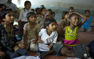 Rural Indian families urged to make school a priority for their children
