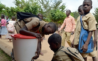 Sarah Brown: How schools can help to stop Ebola