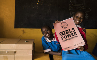International Women's Day: helping girls to fulfil their potential