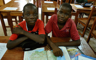 $100,000 prize for innovation to track delivery of school textbooks in developing countries