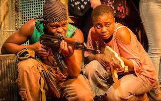 London play shines light on plight of child soldiers in Liberia