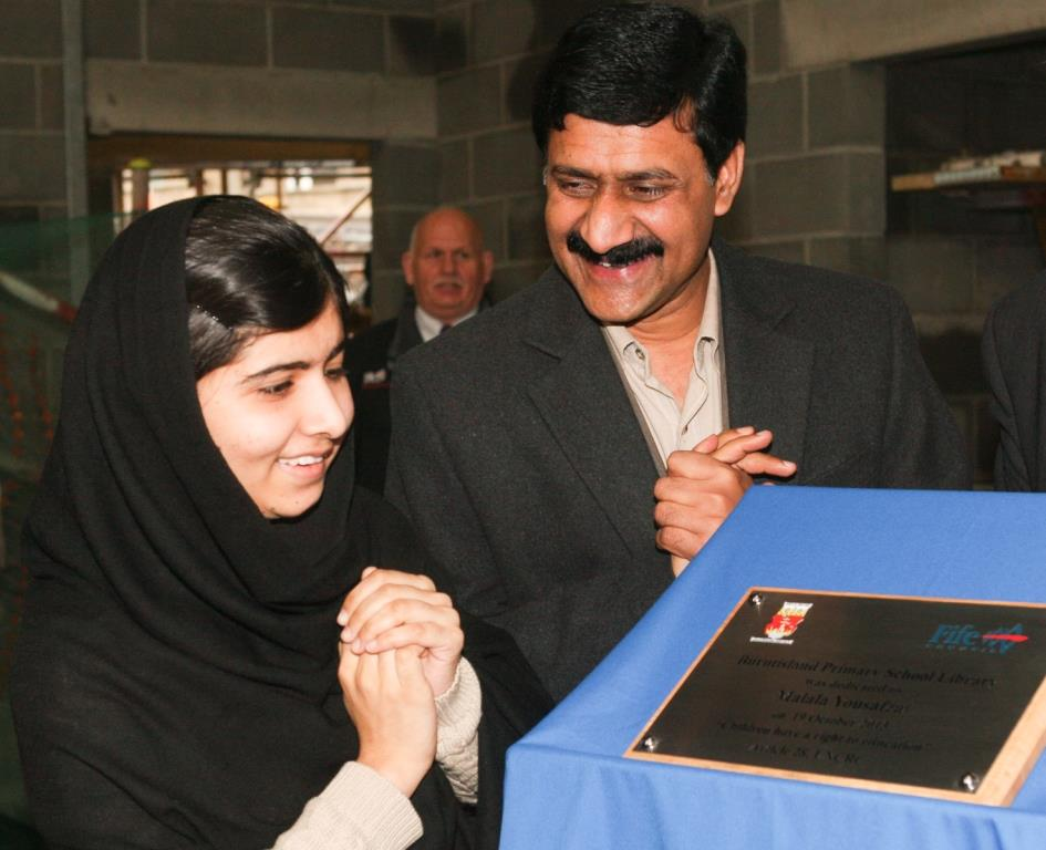 Malala in Scotland: an account from the audience