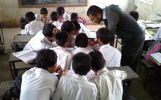 World Interfaith Harmony Week: Sushant from Nepal on why education makes a nation