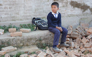 Nepal one year on: slow progress leaves huge numbers of children still out of school