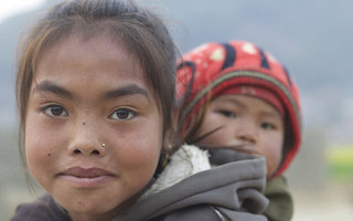 Nepal one year on: children's stories of dreams and despair
