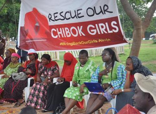 #BringBackOurGirls Abuja vigil