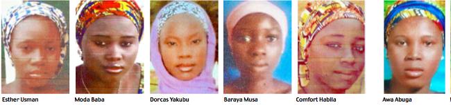 Chibok girls photos 9