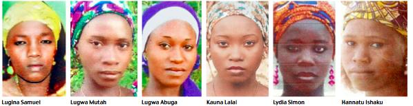 Chibok girls photos 1