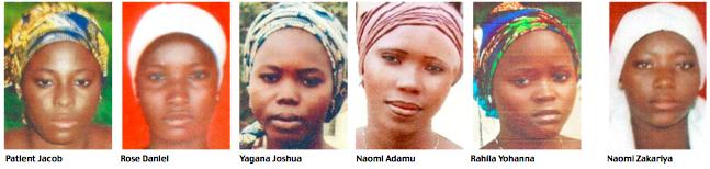 Chibok girls photos 10