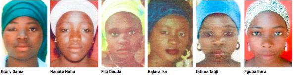 Chibok girls photos 3