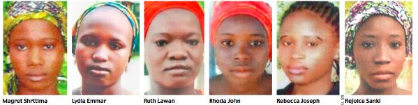 Chibok girls photos 4