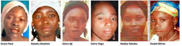 Chibok girls photos 5