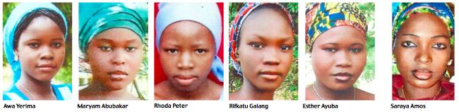 Chibok girls photos 6