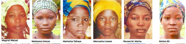 Chibok girls photos 7