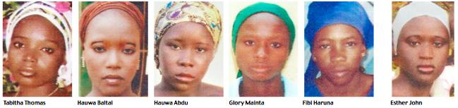 Chibok girls photos 8
