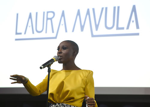 Facebook #ReWritingTheCode event with singer Laura Mvula