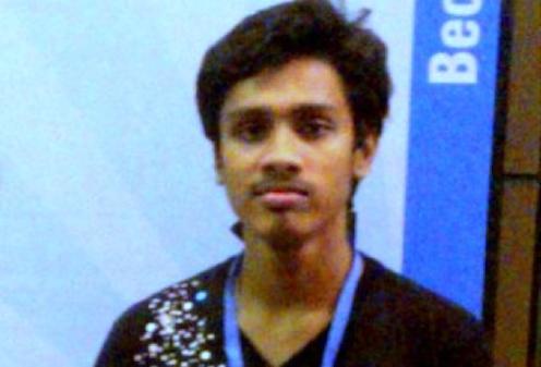 GYA Abhilash Borah from India